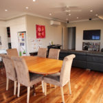 'Chatham Rd' - Whole Home Renovation - New open plan living area